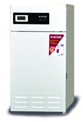 Floor chimney gas boilers ATON Classic 10-20