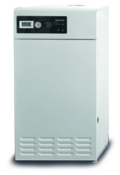 Floor chimney gas boilers ATON Nova 25-50